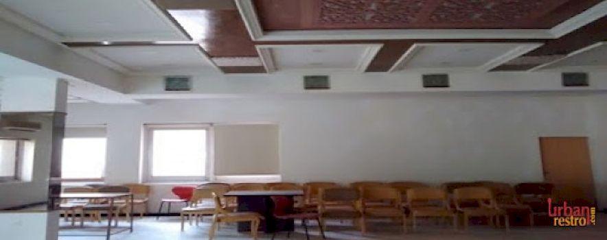 Hotel Panchsheel Vadodara. Banquet hall in Alkapuri