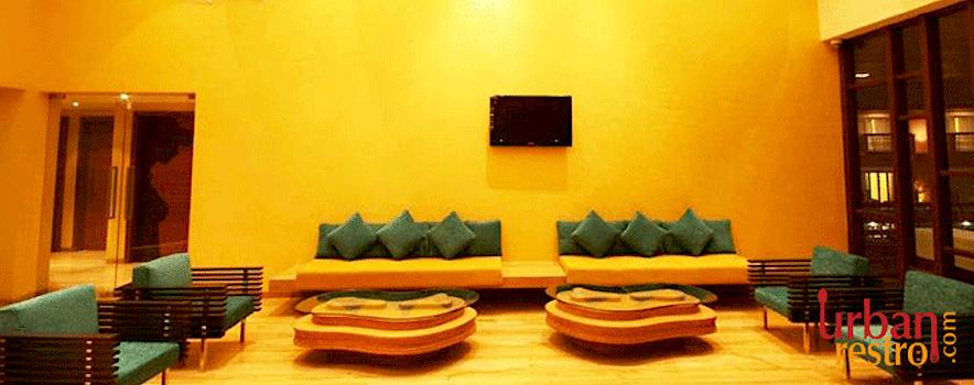 The Golden Palms Hotel Goa. Banquet hall in Margoa